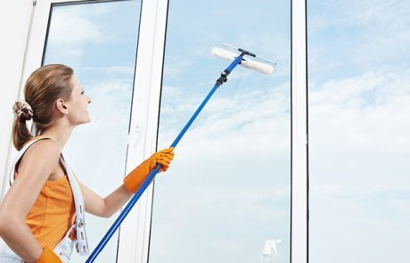 Professional Window Cleaning in Markham