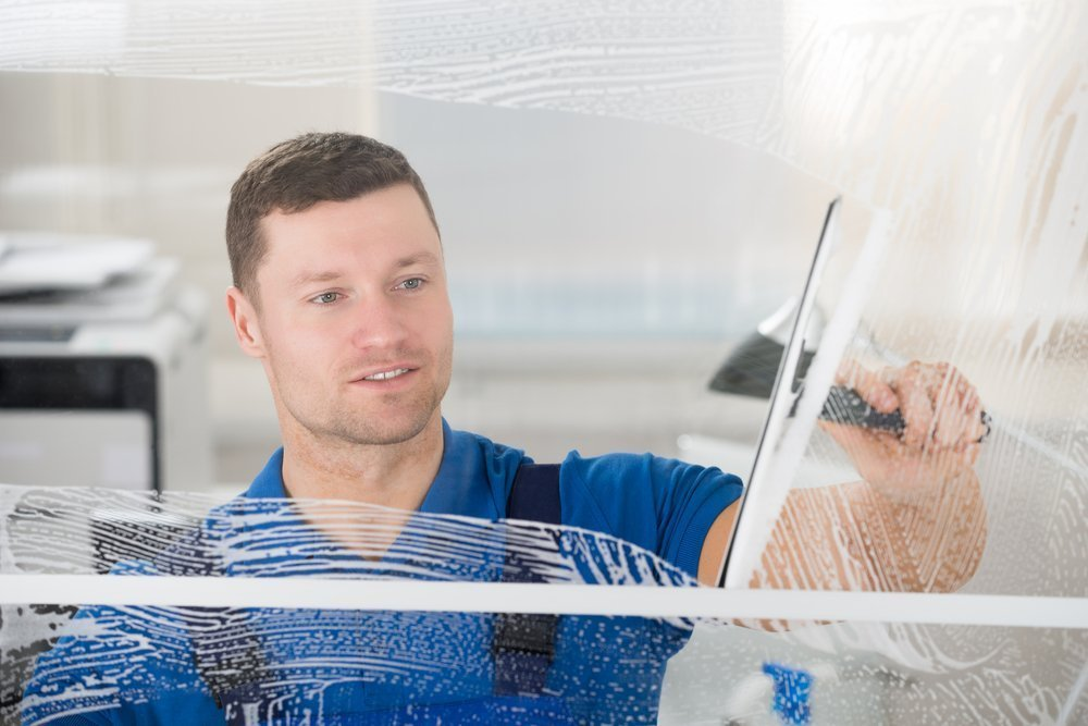 Professional Window Cleaner vs. the DIY Method